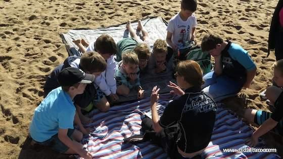 Educational Walks & Marine Biology Study Trips