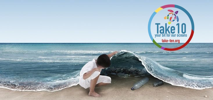 World Oceans Day on June 8th: Take Ten - Your Bit For Our Oceans