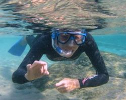 When is the best time to go snorkeling?